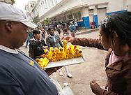 Street food in Havana, Cuba