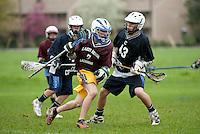 Lakes Region Lacrosse U15 boys versus Cocheco Dover  May 15, 2011.Lakes Region Lacrosse U15 boys versus Cocheco Dover May 15, 2011.