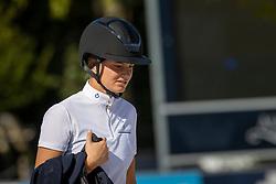 Conter Zoe, BEL<br /> Belgisch Kampioenschap 7 jarige springpaarden - Oudsbergen 2021<br /> © Hippo Foto - Dirk Caremans<br /> 14/08/2021