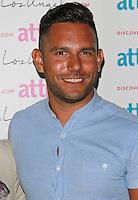 Sanjay Sood-Smith, Attitude Magazine's Hot 100 Summer Party, The Rumpus Room at the Mondrian Hotel, London UK, 20 July 2015, Photo by Brett D. Cove