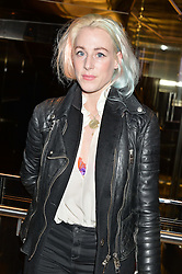 Designer KATIE EARY at the Veryexclusive.co.uk Launch Party held at Watches of Switzerland, 155 Regents Street, London on 20th February 2015.