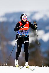 January 2, 2018 - Oberstdorf, GERMANY - 180102 Maiken Caspersen Falla of Norway during a training session in Tour de Ski on January 2, 2018 in Oberstdorf..Photo: Jon Olav Nesvold / BILDBYRN / kod JE / 160116 (Credit Image: © Jon Olav Nesvold/Bildbyran via ZUMA Wire)