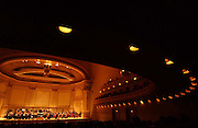 The Santa Monica HS Orchestra  plays at Carnegie Hall in Manhattan, NY. 3/31/2002 Photo by Jennifer S. Altman