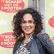 NLD/Amsterdam/20190414 - Premiere 't Schaep met de 5 Pooten, Chimene van Oosterhout