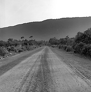 The Eastern road, heading south. Phu Quoc island, Vietnam.2005