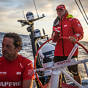 Leg 8 from Itajai to Newport, day 04 on board MAPFRE, Rob Greenhalgh. 25 April, 2018.
