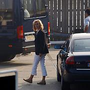 Koninging Beatrix gaat varen met de Groene Draeck, beveiliging, persoonlijke lijfwacht, DKDB