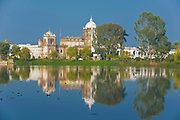 Der Ujjayanta Palast, Agartala,Tripura, Nordost Indien*The Ujjayanta palaced, Agartala, Tripura, Northeast India
