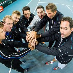 20151101: SLO, Tennis - Davis Cup Slovenia vs Lithuania, Day 3