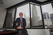 Adriaan Van Zyl, CEO of California Business Bank.