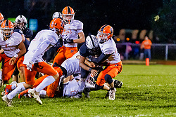 22 October 2021: Annual Chili Bowl game between the Ironmen of Normal Community (NCHS) and the Wildcats of Normal West held at the football field of Normal West.<br /> <br /> i=80<br /> w=2