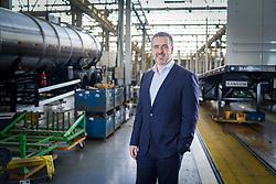 Vice-presidente de Administração e Finanças na Randon S.A, Daniel Randon. FOTO: Jefferson Bernardes/ Agência Preview