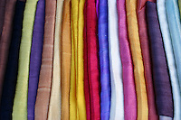 Thai Silk Display