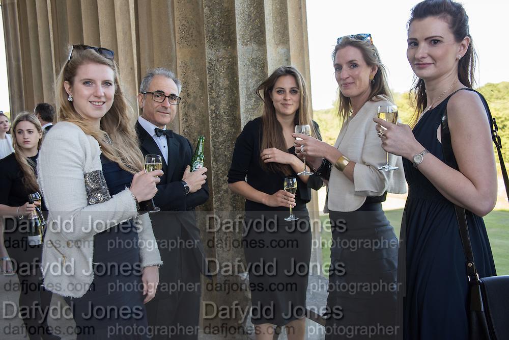 MATILDA LANE; MARK MOGULL; SARAH NEVILLE; LAURA COLEMAN; ELENA TSENSKAYA, Opening of Grange Park Opera, Fiddler on the Roof, Grange Park Opera, Bishop's Sutton, <br /> Alresford, 4 June 2015