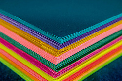 Colored Paper Macro