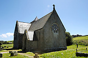 Isles of Scilly, 22 May 2009: The church on Tresco. Photo by Peter Horrell / http://peterhorrell.com