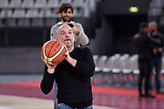 Filippo Nigro<br /> Virtus Roma - Givova Scafati<br /> Campionato Basket LNP 2018/2019<br /> Roma 14/04/2019<br /> Foto Gennaro Masi / Ciamillo-Castoria