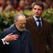 Dodenherdenking 2004 Baarn, Prins Bernhard en Maurits