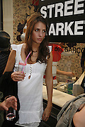 MARINA HANBURY, Party for House of Waris jewelry collection hosted by Daphne Guinness, Alice Bamford and Wes Anderson. Dover St. market. London. 8 June 2006. ONE TIME USE ONLY - DO NOT ARCHIVE  © Copyright Photograph by Dafydd Jones 66 Stockwell Park Rd. London SW9 0DA Tel 020 7733 0108 www.dafjones.com