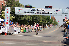 20070513 - USA Cycling Collegiate Nationals Criterium Women's Div I