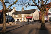Village square, Wickham Market, Suffolk