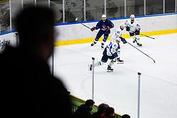 during match at Beat Covid 19 IIHF Tournament 2021 between national teams of Slovenia and France in Hala Tivoli on 17th of May, 2021, Ljubljana, Slovenia . Photo By Grega Valancic / Sportida