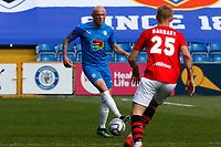 Sam Minihan. Stockport County FC 2-2 Maidenhead United FC. Vanarama National League. Edgeley Park. 17.4.21