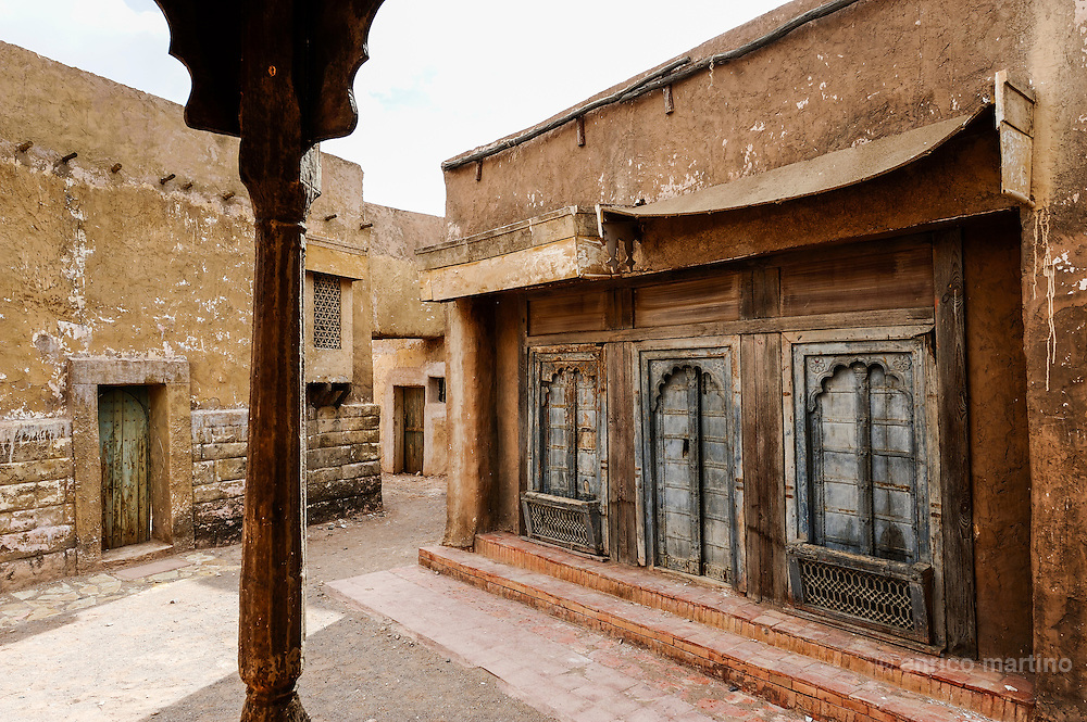 Atlas Studios. Tangier set for Journey to Mecca: In the Footsteps of Ibn Battuta. Atlas Studios are the first Film Studio located in North Africa, the site is spread over 20 hectares with many sets of the multiple movies turned in studios.