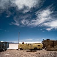 Salt flats, Northern Argentina.