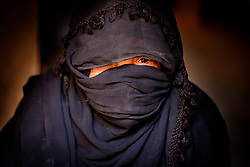 A woman of Arab descent photographed in a remote village in Southern Morocco, North Africa<br /> <br /> (c) Andrew Wilson | Edinburgh Elite media