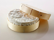 Camembert French traditional regonal Cheeses