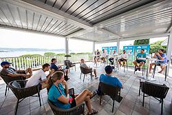 Press conference of Tenis Slovenija, on August 11, 2020 in Portoroz / Portorose, Slovenia. Photo by Vid Ponikvar / Sportida