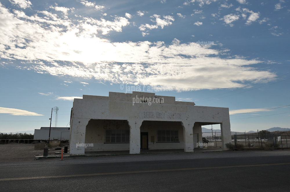Amargosa Opera House and Hotel, Death Valley Junction California