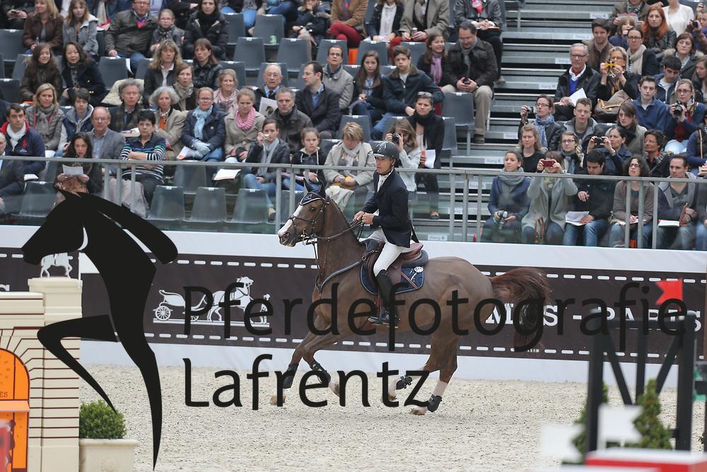 Spooner, Richard, Billy Bianca<br /> Paris - Saut Hérmes 2013<br /> © www.sportfotos-lafrentz.de/Stefan Lafrentz