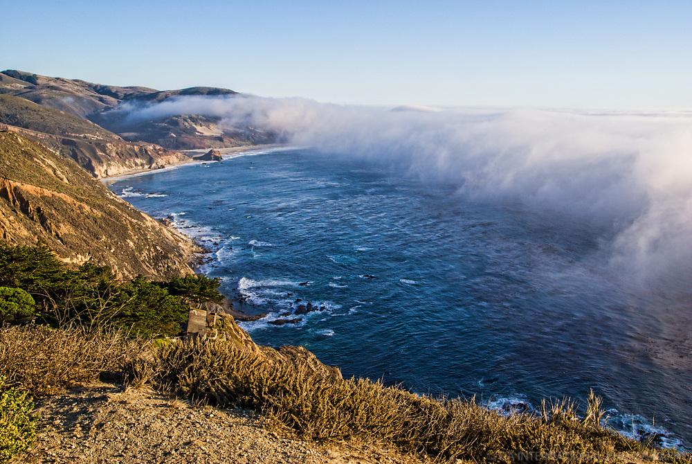 Pacific Coast, Monterey County, California