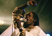 Baaba Maal in concert