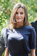 060619 Queen Letizia attends the Annual Meeting of the Board of the Student Residence