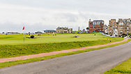 05-10-2019 Schotland - St Andrews Old Course, green hole 17, the Road hole, R&A, British golf Museum