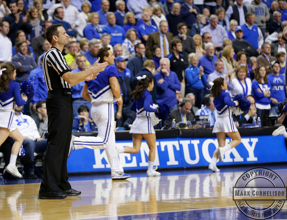 as #18 Kentucky played #6 Louisville  on Saturday December 28, 2013 in  Lexington ,Ky.  Photos by Mark Cornelison | Staff