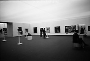 13/11/1967<br /> 11/13/1967<br /> 13 November 1967<br /> General views  of ROSC 1967 Exhibition at the R.D.S., Dublin.