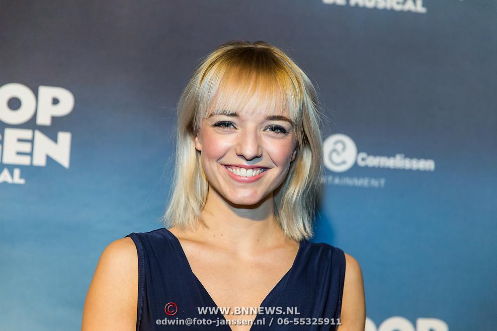 NLD/Zaandam/20190128- première musical Op Hoop van Zegen, Aimee de Pater