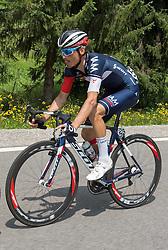 09.07.2015, Drobollach, AUT, Österreich Radrundfahrt, 5. Etappe, Drobollach nach Matrei in Osttirol, im Bild Stefan Denifl (AUT, IAM Cyling) // Stefan Denifl of Austria during the Tour of Austria, 5th Stage, from Drobollach to Matrei in Osttirol, Drobollach, Austria on 2015/07/09. EXPA Pictures © 2015, PhotoCredit: EXPA/ Reinhard Eisenbauer