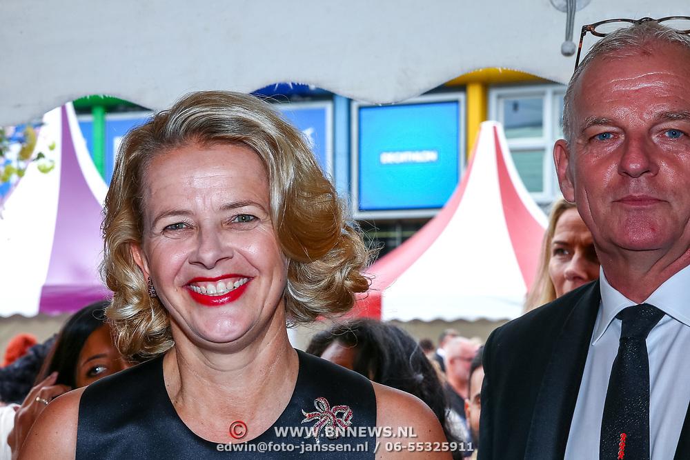 NLD/Amsterdam/20180616 - 26ste AmsterdamDiner 2018,