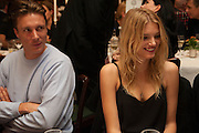 CYPRIEN GAILLARD; LILY DONALDSON, Opening of Morris Lewis: Cyprien Gaillard. From Wings to Fins, Sprüth Magers London Grafton St. London. Afterwards dinner at Simpson's-in-the-Strand hosted by Monika Spruth and Philomene Magers.