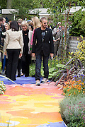 RINGO STARR, Opening day of the Chelsea Flower Show. Royal Hospital Grounds. London. 19 May 2008 *** Local Caption *** -DO NOT ARCHIVE-© Copyright Photograph by Dafydd Jones. 248 Clapham Rd. London SW9 0PZ. Tel 0207 820 0771. www.dafjones.com.