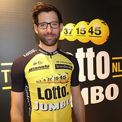 22-12-2016: Wielrennen: Presentatie Lotto Jumbo: Rijswijk  <br /> Tom Leezer