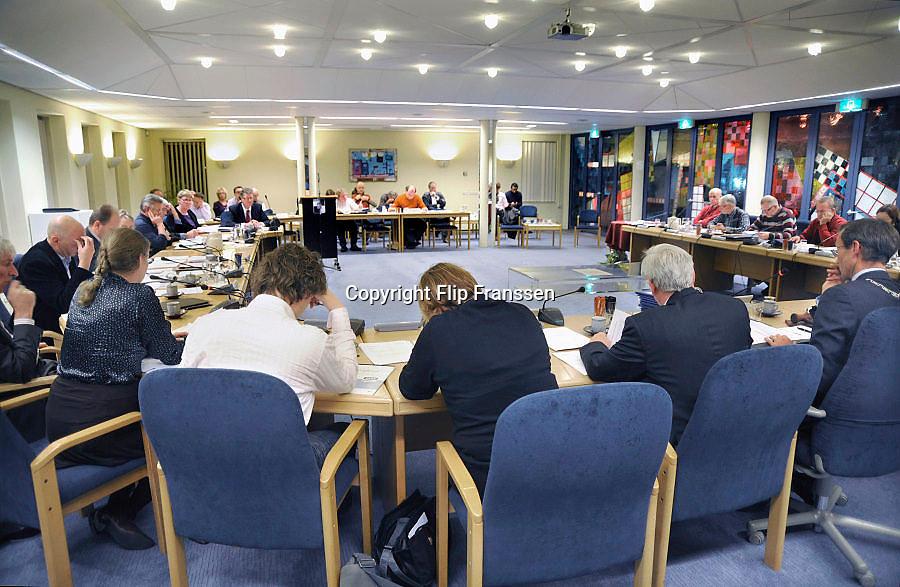 Nederland, Westervoort, 11-2-2010Gemeenteraad in vergadering bijeen.Foto: Flip Franssen/Hollandse Hoogte