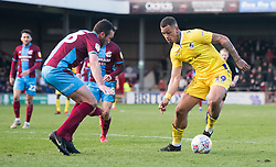 Jonson Clarke-Harris of Bristol Rovers - Mandatory by-line: Alex James/JMP - 09/03/2019 - FOOTBALL - Glanford Park - Scunthorpe, England - Scunthorpe United v Bristol Rovers - Sky Bet League One