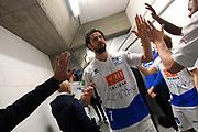 Luca Vitali<br /> EA7 Emporio Armani Olimpia Milano - Germani Leonessa Basket Brescia<br /> LegaBasket Serie A 2017/2018<br /> Milano, 26/12/2017<br /> Foto M.Ceretti / Ciamillo-Castoria