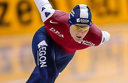 04-01-2003 NED: Europees Kampioenschappen Allround, Heerenveen<br /> 1500 m / Ralf van der Rijst NED